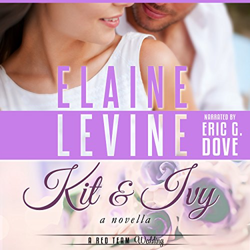 Kit and Ivy audiobook cover art