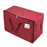 Übergroße 600D Oxford Aufbewahrungstasche Storage bag für saisonale Kleidung Tragetasche...