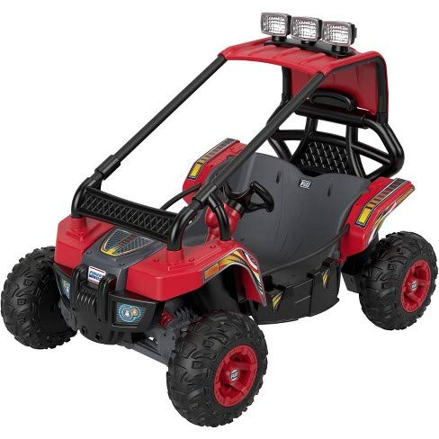 Carro Montable Electrico marca Fisher-Price