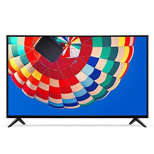 XFF 42,50,55,60,65,75 Pulgadas Smart Network TV, Pantalla 4K HDR Ultra Clara, Chip 64 bits + Memoria 8G, Admite Proyección Inalámbrica, Protección para Los Ojos, Televisión Anti-luz Azul