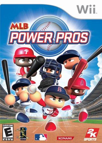 Mlb Power Pros / Game