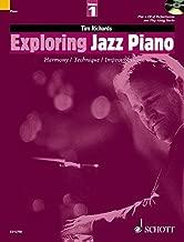 Exploring Jazz Piano - Volume 1 (Schott Pop Styles)