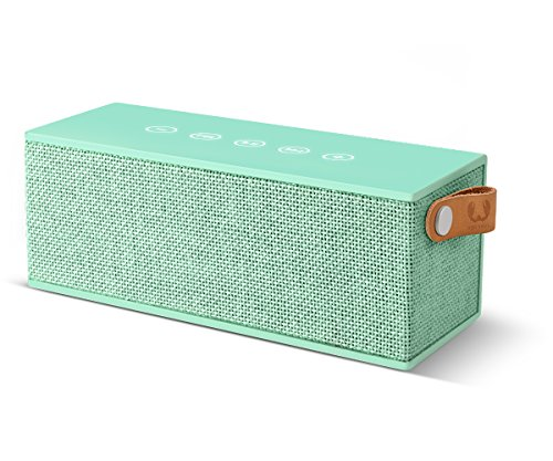 Fresh 'n Rebel ROCKBOX BRICK Fabriq Edition Peppermint | Kabelloser Bluetooth Lautsprecher