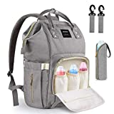 Baby Changing Bag, MoFut Baby Diaper Nappy Rucksack Backpack Multi-Function Waterproof Travel Backpack