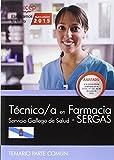 Técnico/a en farmacia. Servicio Gallego de Salud (SERGAS). Temario parte común