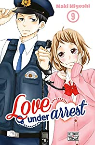 Love under Arrest Edition simple Tome 9