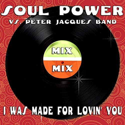 Soul Power & Peter Jacques Band