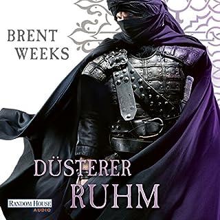 Düsterer Ruhm     Die Licht-Saga 5              Autor:                                                                                                                                 Brent Weeks                               Sprecher:                                                                                                                                 Bodo Primus                      Spieldauer: 28 Std. und 9 Min.     1.805 Bewertungen     Gesamt 4,8