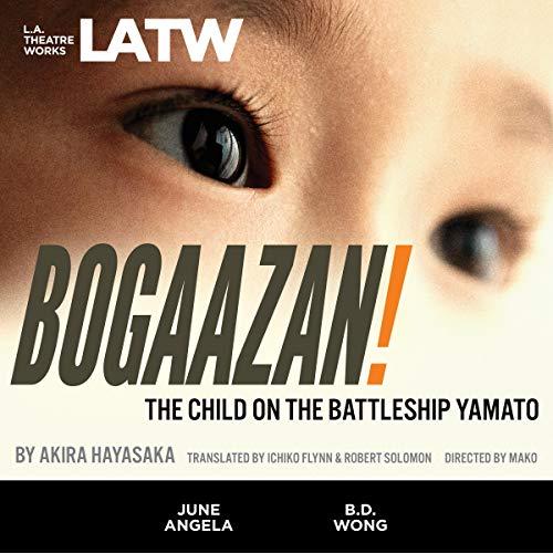 BOGAAZAN! audiobook cover art