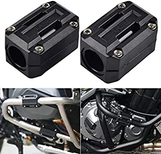 Castillano`s Shop - Falling Protection - Motorcycle Engine Protection Guard Bumper Decor Block for for Benelli TRK 502 & for for Triumph 900 STREET TWIN Crash Bar bumper guard