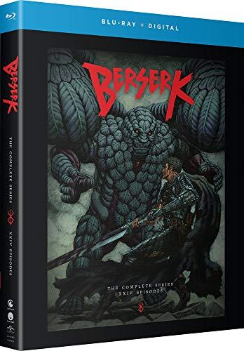 Berserk (2016): The Complete Series Blu-ray + Digital - Blu-ray