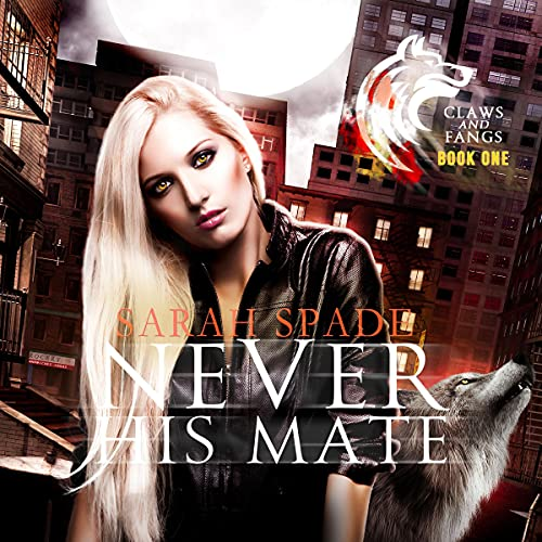 Never His Mate cover art