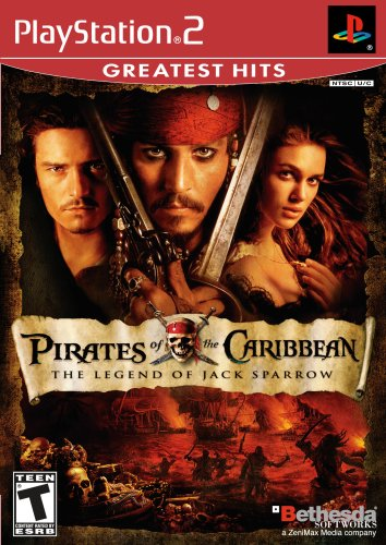 Pirates of the Caribbean Legend of Jack Sparrow [Importación Francesa]