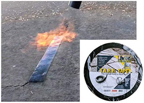 "Asphalt Concrete Crack & Joint Filler 50' x 2"" TARR Tape"