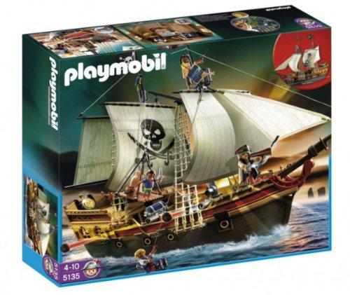 PLAYMOBIL: Barco Pirata de Ataque