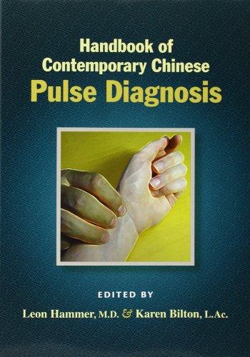 Handbook of Contemporary Chinese Pulse Diagnosis