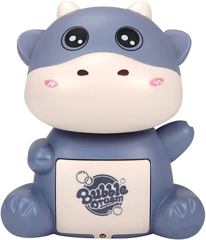 Lnrueg Kids Bubble Toy Electric Creative Versatile Funny Cartoon