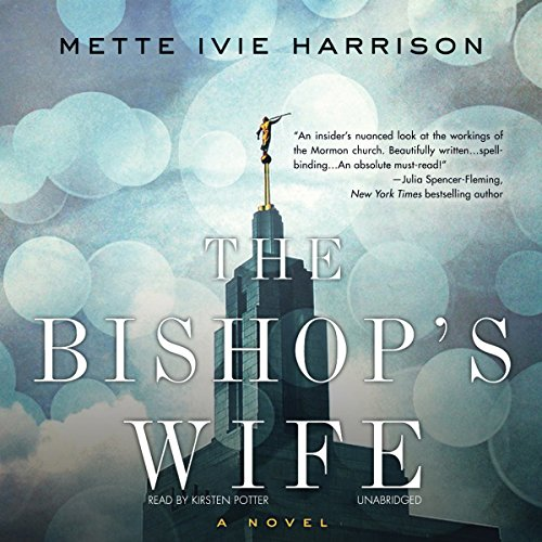 The Bishop's Wife audiobook cover art