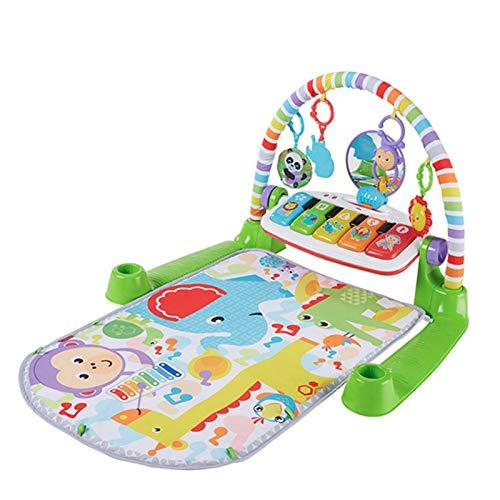 Bambino multifunzionale pianoforte fitness telaio bambino pedale Pianoforte per pianoforte dispositivo di forma imparare il tappetino strisciante 0-3 anni Grande tappetino per la palestra della palest