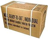 MREs (Meals Ready-to-Eat) Box B, Genuine U.S. Military Surplus, Menus 13-24 by U.S. Military...