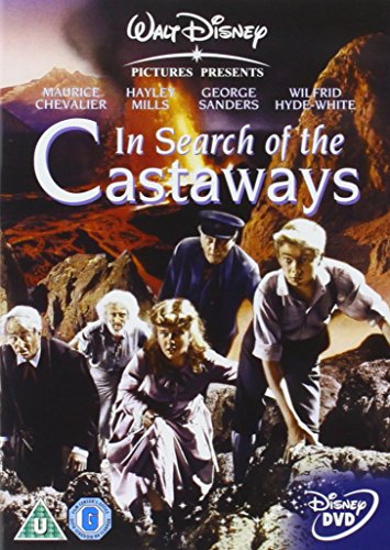 In Search of the Castaways [Reino Unido] [DVD]