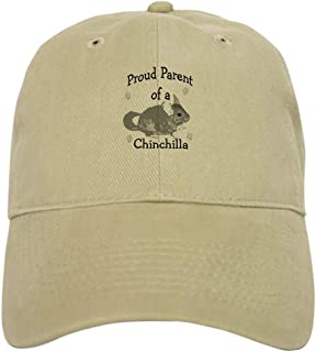 CafePress Chinchilla Parent Baseball Cap