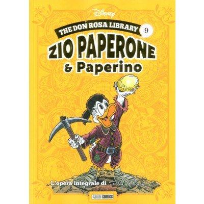 DON ROSA LIBRARY ZIO PAPERONE E PAPERINO n 9