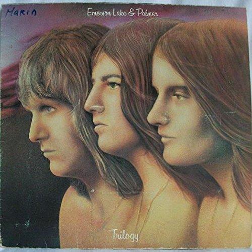 Emerson, Lake & Palmer - Trilogy - Manticore Records - 87 227 IT, Manticore Records - 86 230 IT