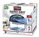 Rubson AERO 360° Absorbeur d'humidité pour pièces de 40 m², déshumidificateur d'air anti odeurs & anti moisissure, inclus 2 recharges neutres de 450 g