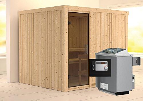 KONIFERA inkl. 9-kW-Bioofen