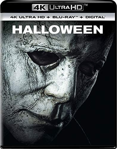 Halloween (2018) - 4K Ultra HD + Blu-ray + Digital