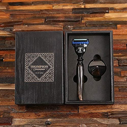 Ox-Horn Razor Max Mail order 46% OFF Stand Gift Set Customized