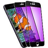 iPhoneSE2 玻璃貼膜 藍光 iPhone se2 保護膜 SE 第2代 【2件套】 iPhone se2 玻璃膜 iPhone SE2020 保護玻璃 【最高硬度9H/粘貼簡單/零氣泡/不浮】
