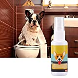 Potty Training Spray for Dogs,Dog Spray for Potty Training,Toilet Training Inducer Puppies Train Positioning Defecation Liquid 30ml | Training Identify Potty - Both Formulated for Indoor & Outdoor.