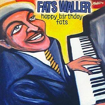 Happy Birthday Fats Vol. 1