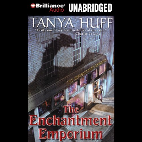 The Enchantment Emporium audiobook cover art