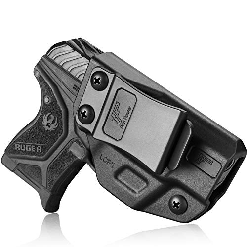 Ruger LCP 2 Holster, Polymer Concealed Carry IWB Holster for...
