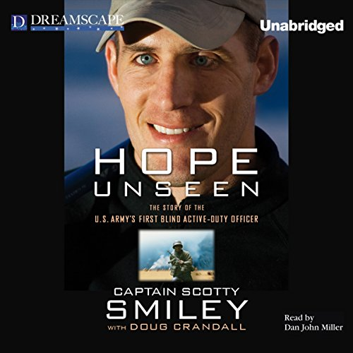 Hope Unseen audiobook cover art