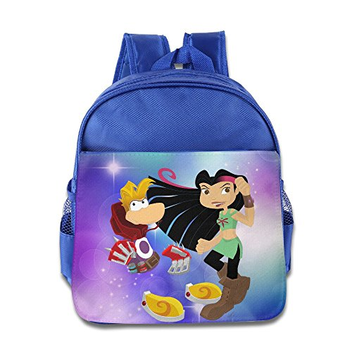 Kids la vida y veces de Juniper Lee escuela mochila fresco niños mochila escolar
