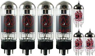Tube Set - for Marshall JCM 900 100W (6L6 Version), Tube Brand: JJ Electronics