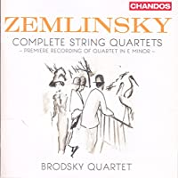 Zemlinsky: Complete String Qua