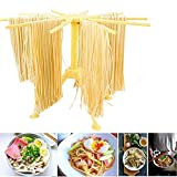 Debolic Collapsible Pasta Drying Rack and Spaghetti Drying Rack Stand/Spaghetti Pasta Maker