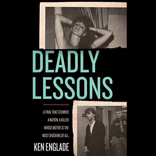 Deadly Lessons audiobook cover art