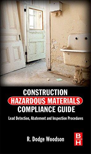 Construction Hazardous Materials Compliance Guide: Lead Detection, Abatement and Inspection Procedur