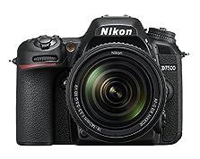 Nikon D7500 Kit AF-S DX 18-140mm f/3.5-5.6 VR Spiegelreflexkamera,schwarz©Amazon