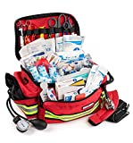 Best Trauma Kits - Scherber First Responder Bag | Fully-Stocked Professional Essentials Review