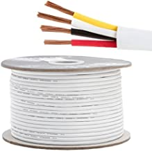 Speaker Wire for in Wall Installation 16AWG/4C - 250 Feet
