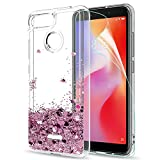 LeYi Xiaomi Redmi 6A/Redmi 6 Case with Screen Protector,
