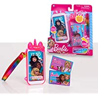 Just Play Barbie Unicorn Play Phone Set with Lights and Sounds