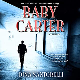 Baby Carter audiobook cover art
